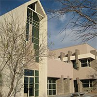Desert Research Institute (South) building photo