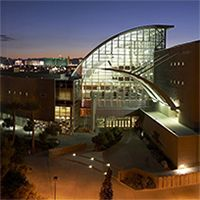 University of Nevada, Las Vegas building photo